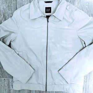 3/$15 Gap Lightweight Waterproof Khaki Coat Small